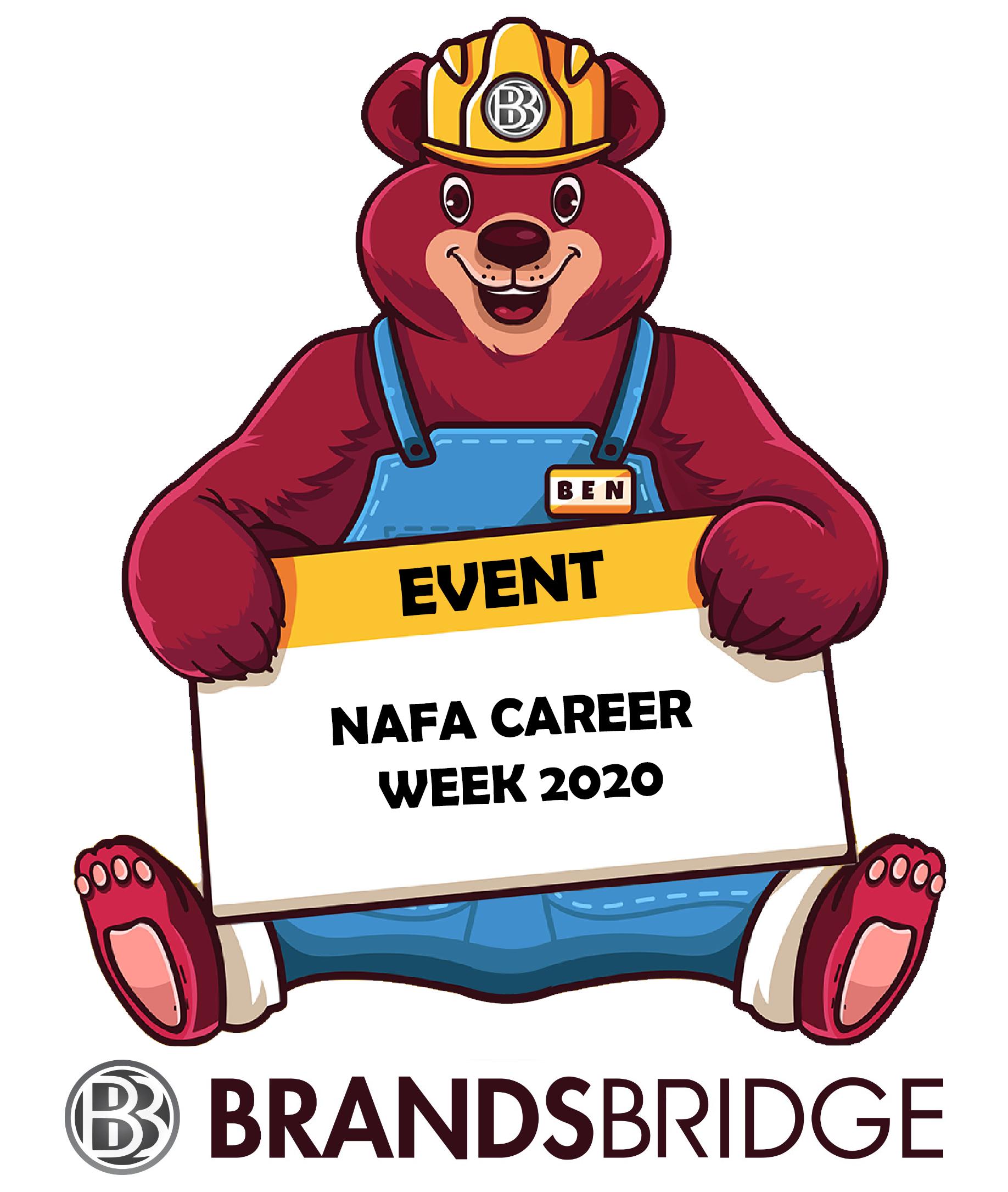 Ben Event Nafa Career Week 2020