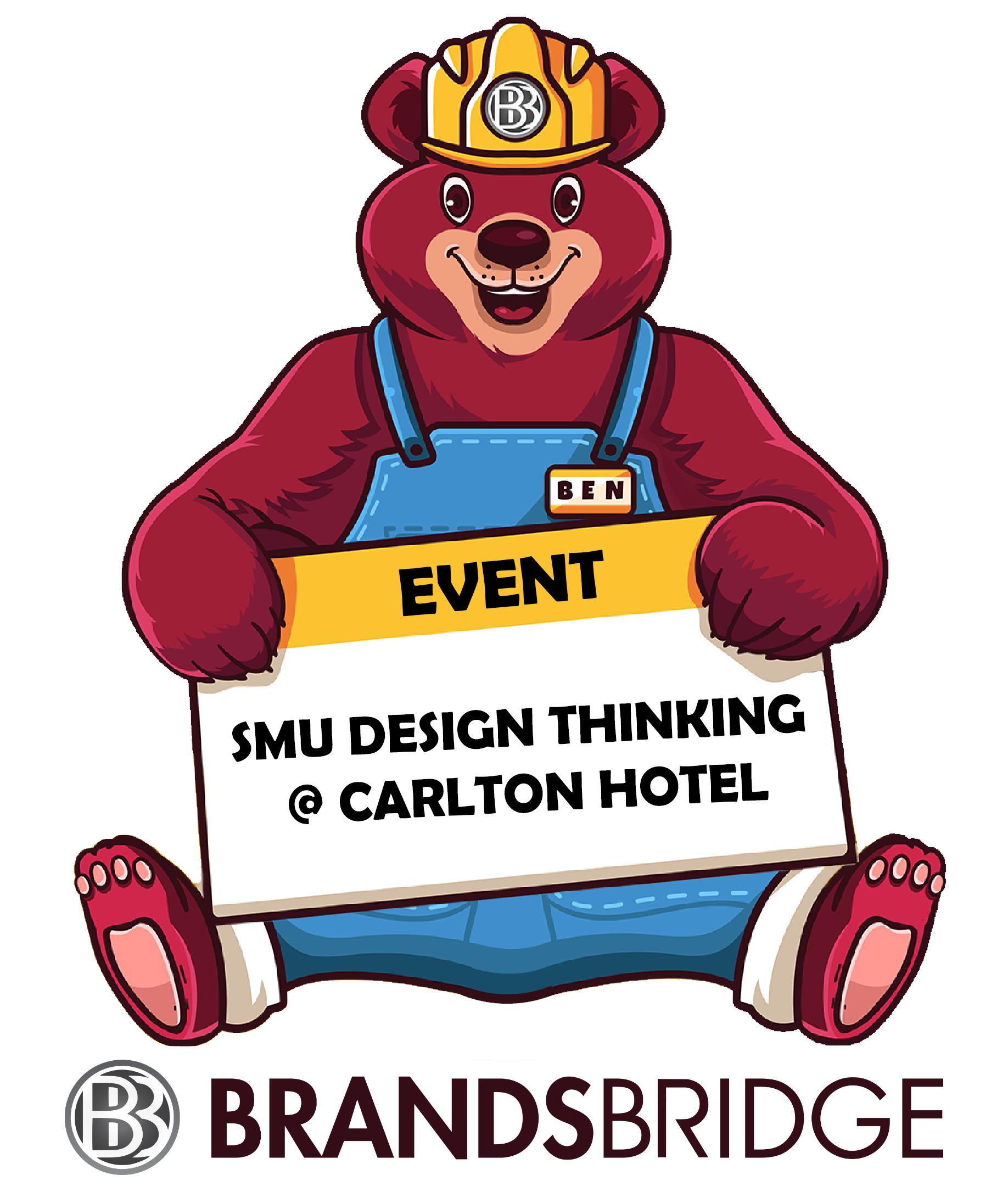 Ben Event SMU Design Thinking